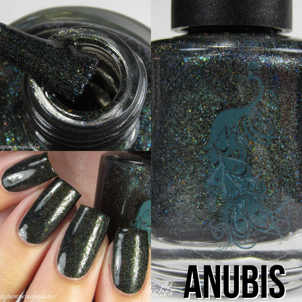 Death Mythos Set - 6 Nail Polish set or individually