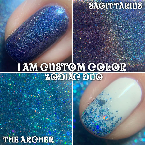 "Sagittarius ♐️ ""What's Your Sign"" Duo ~ Zodiac Collection"