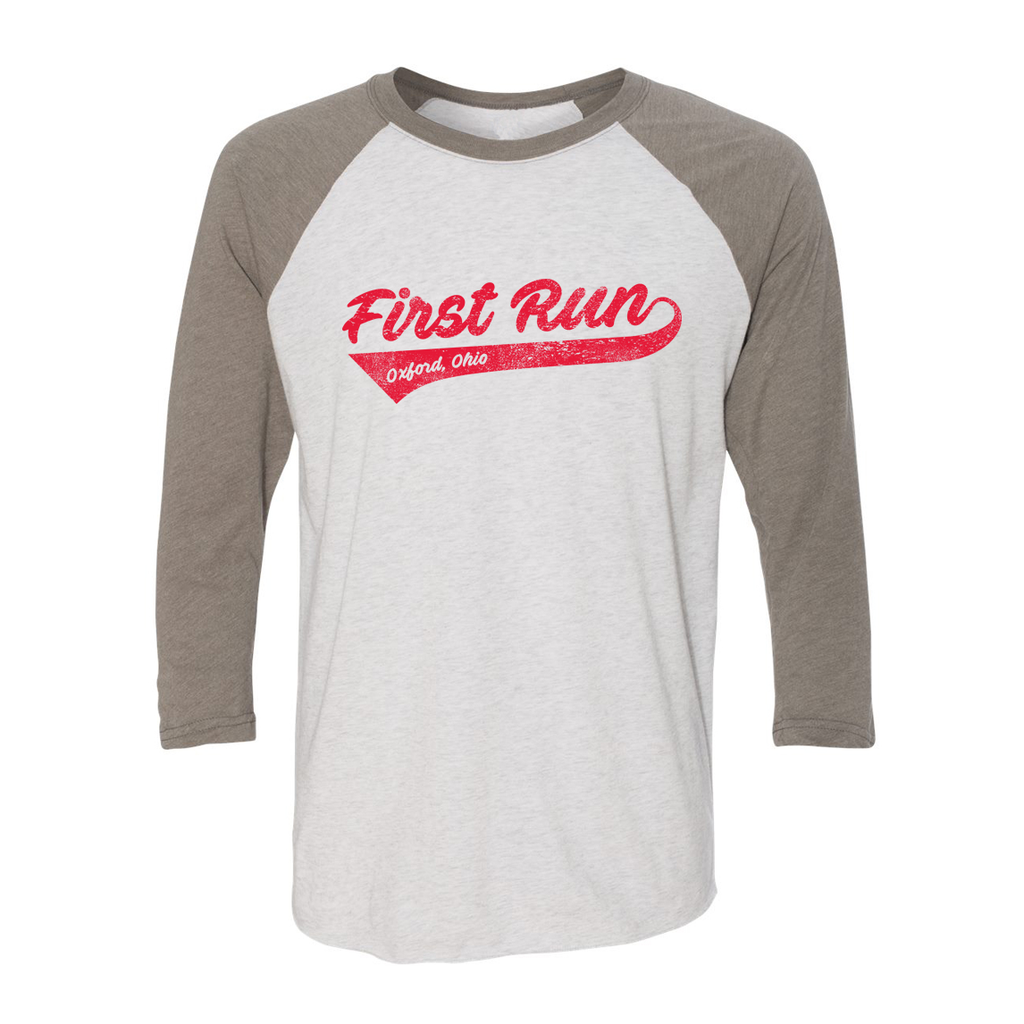 First Run Raglan
