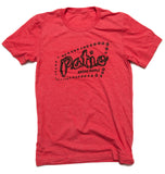 Patio Red Tee