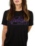 Patio Black Tee