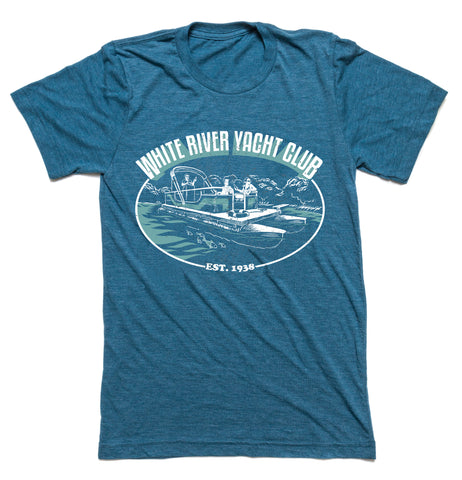 White River Yacht Club Tee - SOLD OUT