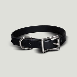 Wolf Leather Collar - Wolf Leather Goods