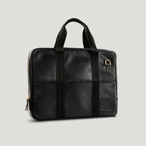 Wolf Leather Briefcase - Wolf Leather Goods