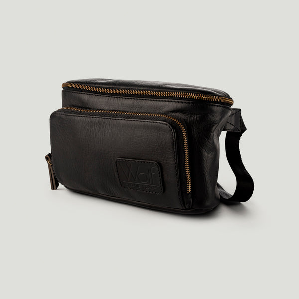 Wolf Sling Bag - Wolf Leather Goods