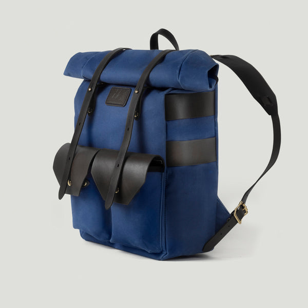 Wolf Pack No. 1 Blue - Wolf Leather Goods