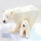 Polar Bear 3D Paper Toy