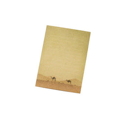 Ecology With Earth Card - Camel