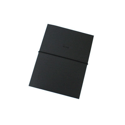 Ecology Travel Notebook - Black