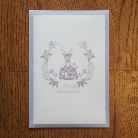 Pop Up Card - Merry Christmas