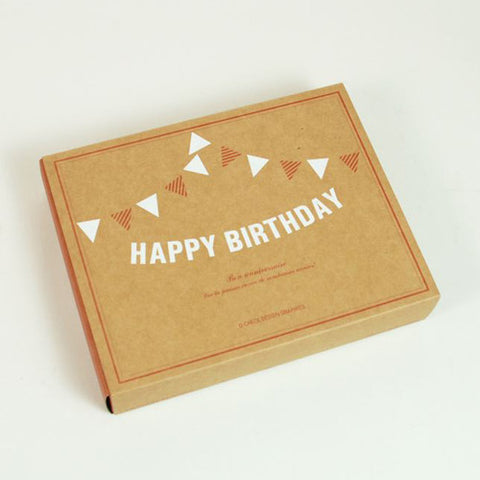 Message Bunting - Happy Birthday!