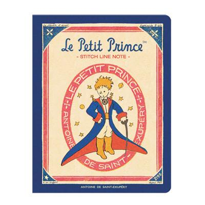 Stitch Notebook - The Little Prince - Vintage Galore - Line Note - L - LP6731