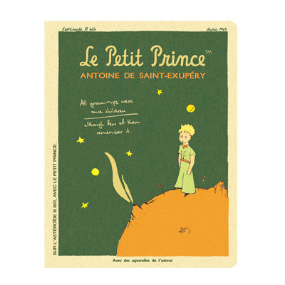 Stitch Notebook - The Little Prince - Vintage Galore - Blank Note - L - LP6816
