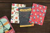 Stitch Notebook - Paris - Vintage Galore - Line Note - S - VY7240