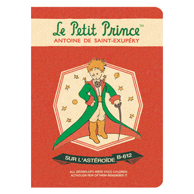 Stitch Notebook - The Little Prince - Vintage Galore - Line Note - S - LP7219