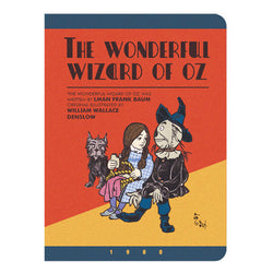Stitch Notebook - The Wizard of Oz - Vintage Galore - Blank Note - S - OZ7318