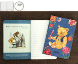 Stitch Notebook - London - Vintage Galore - Line Note - Pocket - VY7493