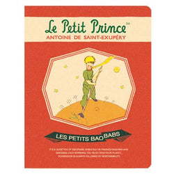 Stitch Notebook - The Little Prince - Vintage Galore - Grid - L - LP6892