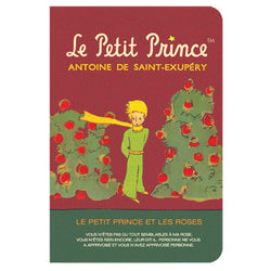 Stitch Notebook - The Little Prince - Vintage Galore - Grid Note - Pocket - LP7615