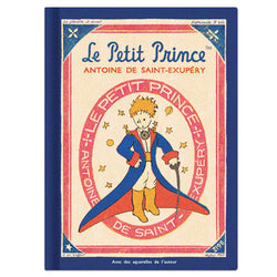 Hardcover Note - The Little Prince - Vintage Galore - Line Note - LP8605