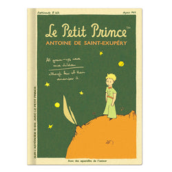 Hardcover Note - The Little Prince - Vintage Galore - Blank Note - LP8667
