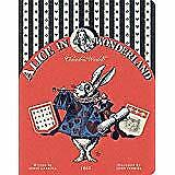 Alice in Wonderland Stitch Large Lined NOTEBOOK AL6748