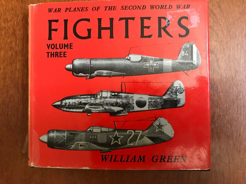 Fighters - War Planes of the Second World War, Volume Three [UK 1961]