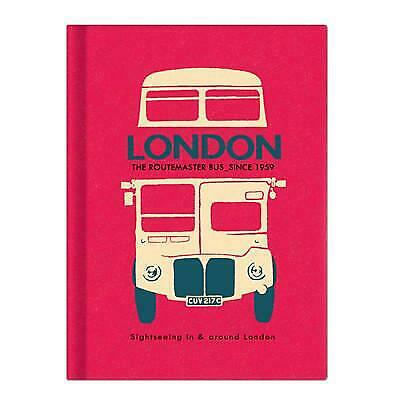 2 For the Price of 1 Hardcover Notebooks - London - Lined - VY8643