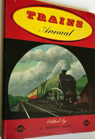 Trains Annual 1958, Great Britain - UK-6