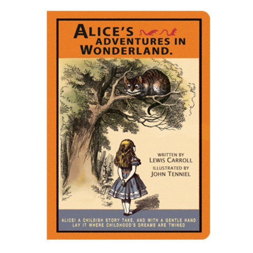 Stitch Notebook - Alice in Wonderland - Vintage Galore - Grid Note - M - AL7141