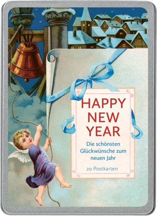 HAPPY NEW YEAR Postcards