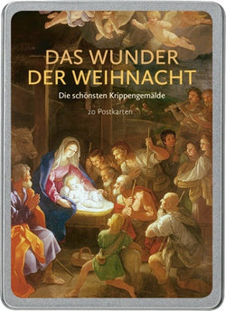 DAS WUNDER DER WEIHNACHT - THE MIRACLE OF CHRISTMAS Postcards