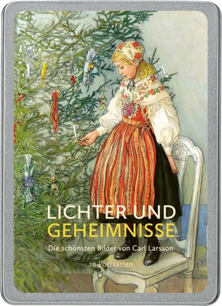 LICHTER UND GEHEIMNISSE - LIGHTS AND SECRETS Postcards