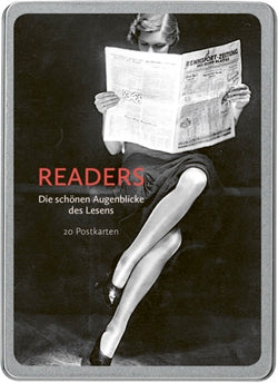 READERS Postcards