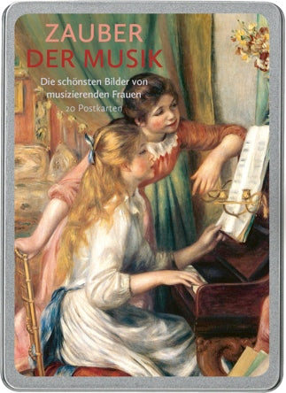 ZAUBER DER MUSIK - THE MAGIC OF MUSIC Postcards