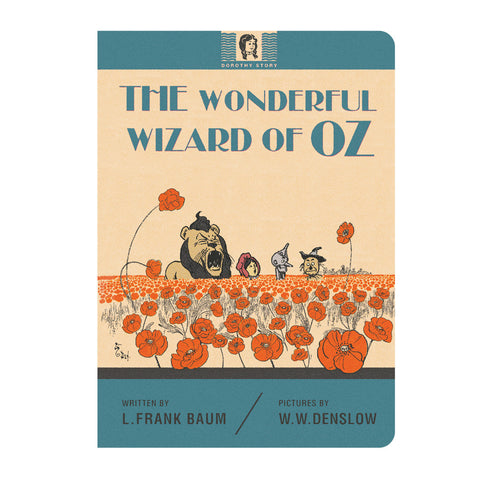 Stitch Notebook - The Wizard of Oz - Vintage Galore - Line Note - M - OZ6991