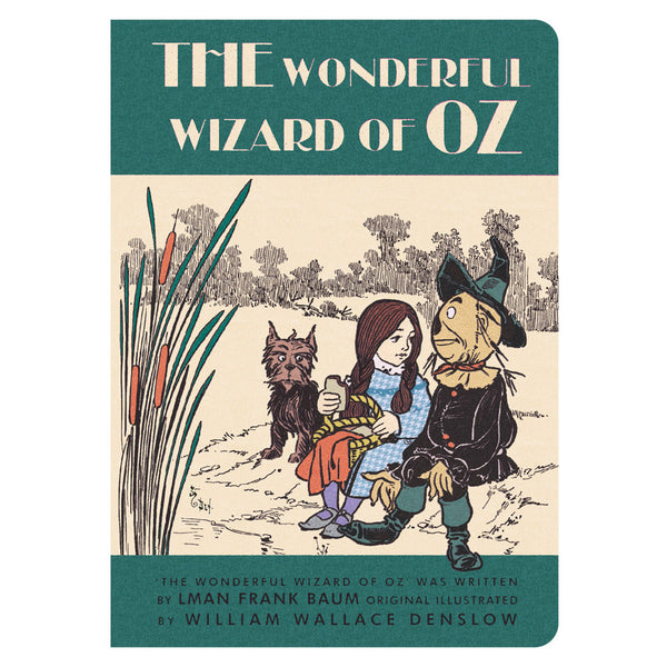 Stitch Notebook - The Wizard of Oz - Vintage Galore - Blank Note - M - OZ7073