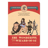 Stitch Notebook - The Wizard of Oz - Vintage Galore - Grid Note - M - OZ7158