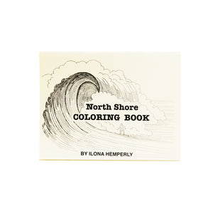 North Shore Coloring Book
