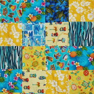 Boys Patchwork Quilt