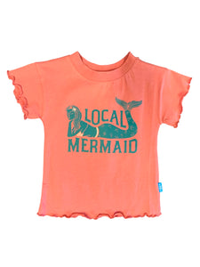Local Mermaid Tee