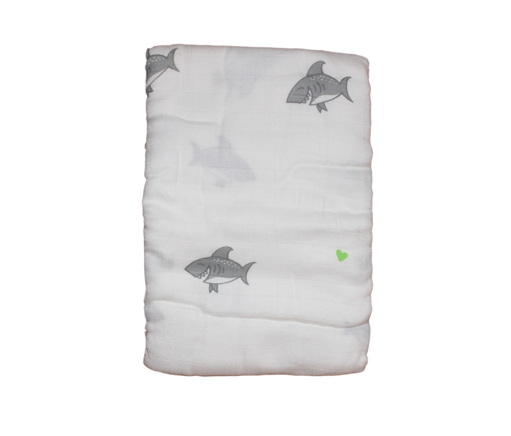 Shark Swaddle