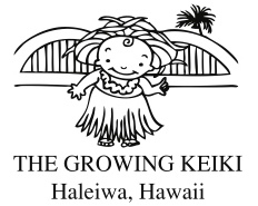 The Growing Keiki