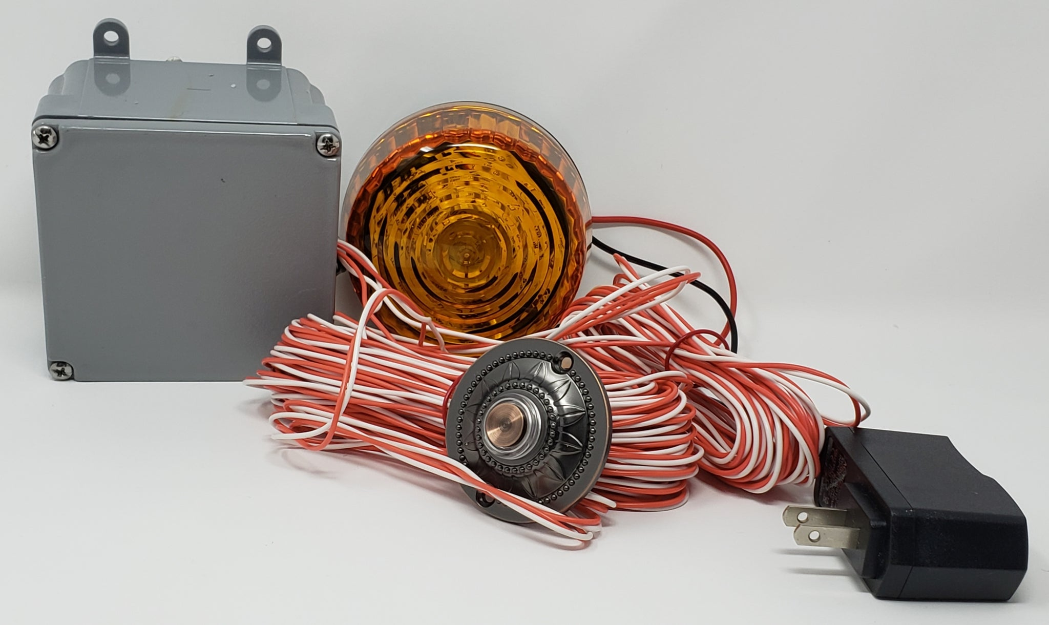 Wired Warehouse Door Bell Kits