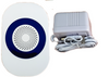 RC 16( UT4000 ) WIRELESS warehouse DOORBELL SET with firebell and text option