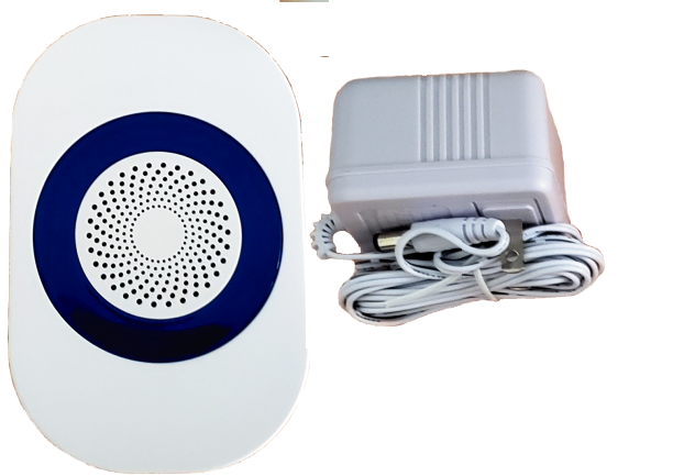 WIRELESS WAREHOUSE DOORBELL WITH STROBE RC 16( UT /DCR 4k+ )