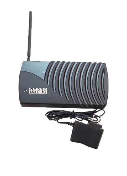 DWA-8-Driveway Observer (  RX 2000 A )ADDITIONAL RECEIVER WITH COUNTER - Reliable Chimes