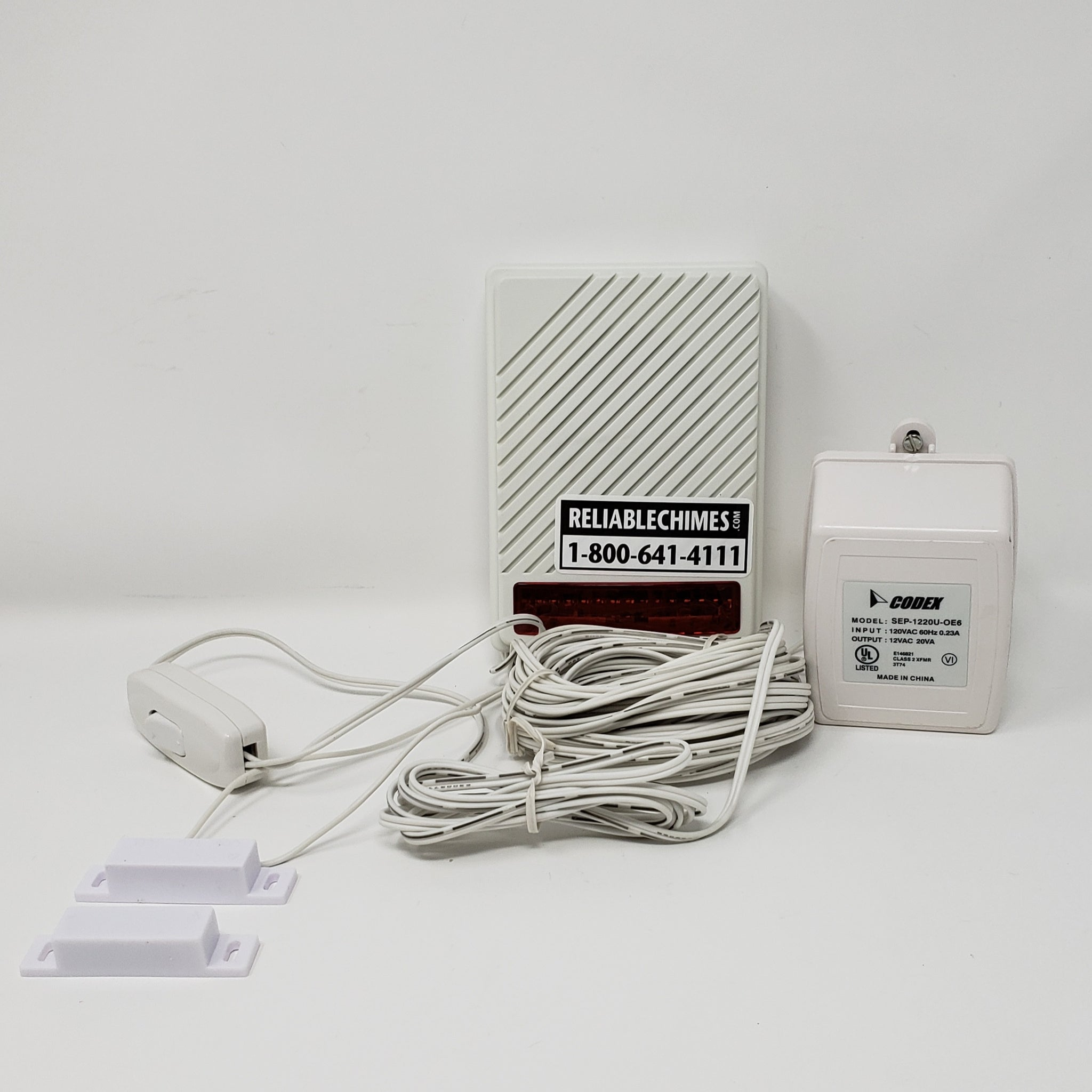 Warehouse Wired  Doorbell ( WHDB4L )