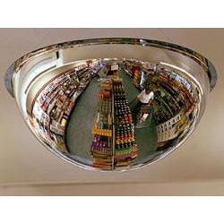 "Dome 360-18"""" Acrylic - Reliable Chimes"