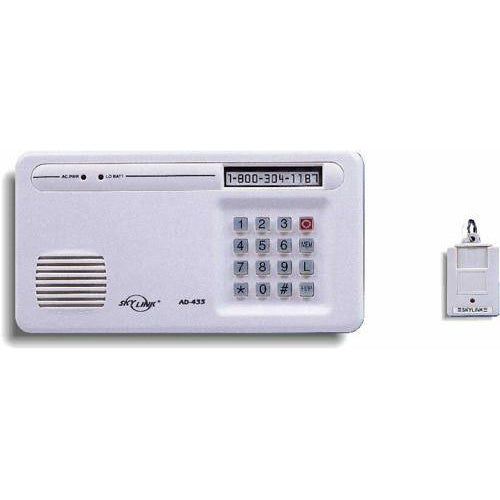 ED-100 SKY LINKS TELEPHONE DIALER WITH ENTRY/EXIT DELAY - Reliable Chimes